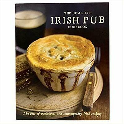 Book-Irish Pub Cookbook