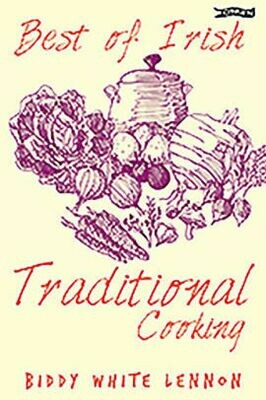 Book-Best of Irish Traditional Cooking