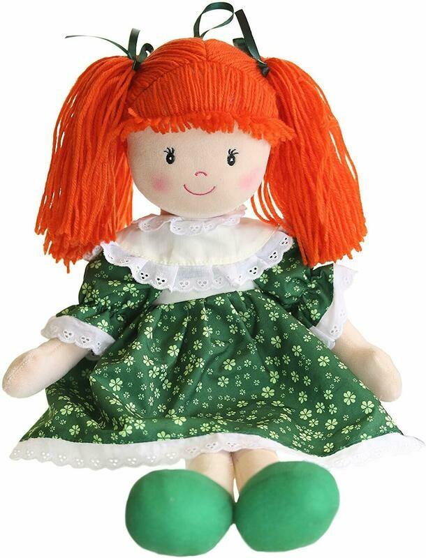 Shamrock Rag Doll