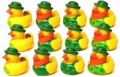Irish Rubber Duckie