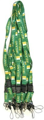 Irish Lanyard