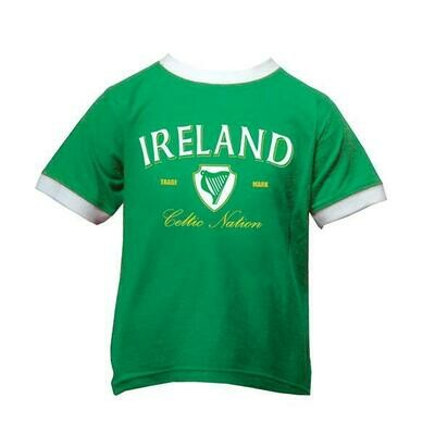 Ireland Kids Celtic Nation T-Shirt