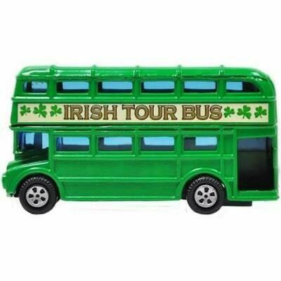 Die Cast Tour Bus