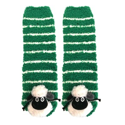 Sock-Child Sheep Slipper Sock