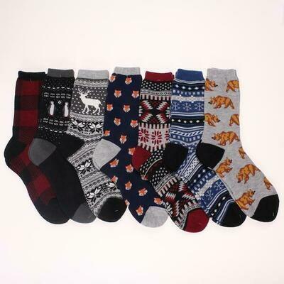 Clear Creek Socks Men's 10-13
