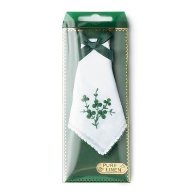 Shamrocks Handkerchief