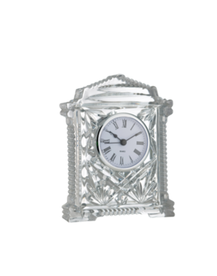 Galway Crystal Carriage Clock