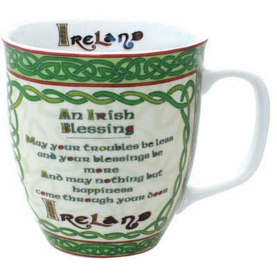 Celtic Collection Mug-Blessing