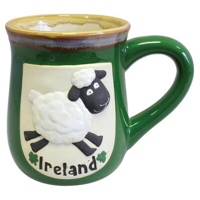 Ireland Sheep Mug