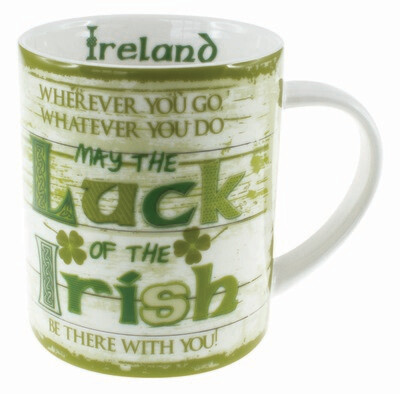 Rustic Luck Mug