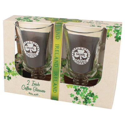 Irish Coffee Mugs - set of 2