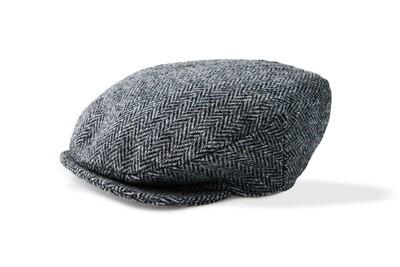 Harris Tweed Wool Cap