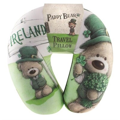 Paddy Bear Travel Pillow