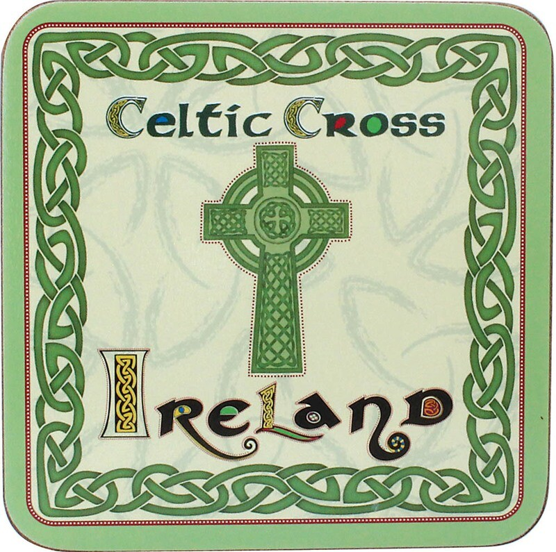 Coaster – Celtic Cross