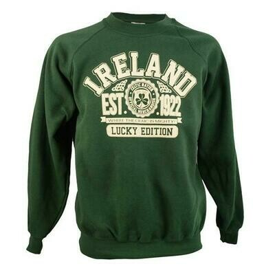 Celtic Nation Lucky Sweatshirt