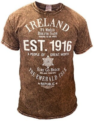 Est 1916 Brown T-Shirt
