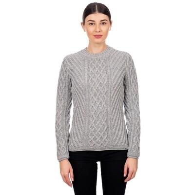 Ladies Tunic Sweater