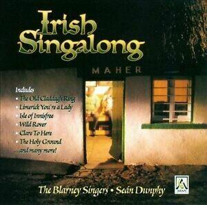 CD: Irish Singalong