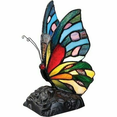 Tiffany Rainbow Butterfly