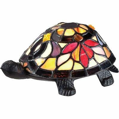 Tiffany Flower Turtle