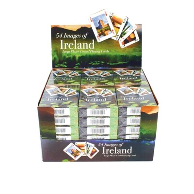 Images of Ireland Playing Cards