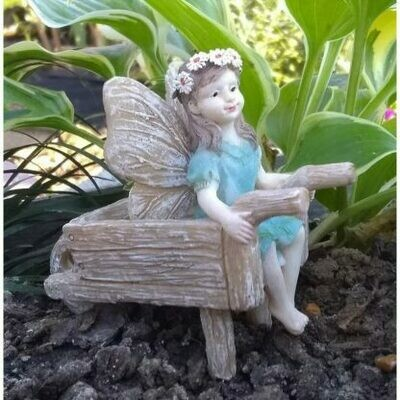 Fairy-Eliza & Wheelbarrow