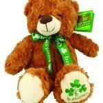 Shamrock Stuffed Bear