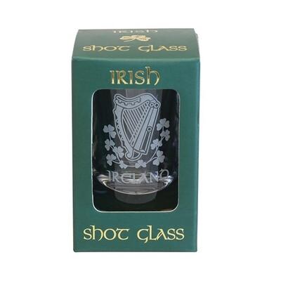 Shot Glass-Harp