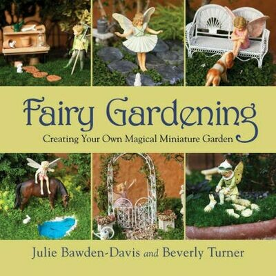 Book - Fairy Gardening - Create yours