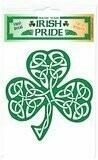Decal-Celtic Shamrock