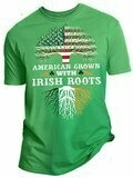 Amer. Grown - Irish Roots T