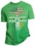 Amer. Grown - Irish Roots T