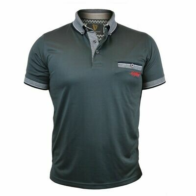 Guinness Grey Polo