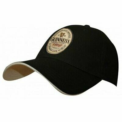 Guinness Black Label Cap