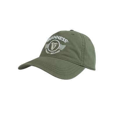 Guinness Harp Cap - Green