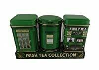 3 Tin Tea - Irish Model Design