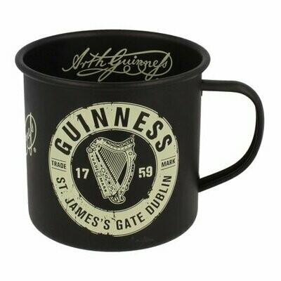 Guinness Black Mug
