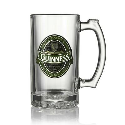 Guinness Tankard-Green