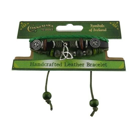 Knot Charm Hippy Bracelet