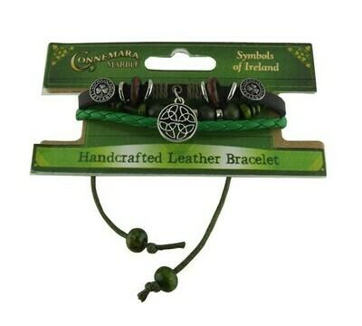 Round Knot Charm Bracelet