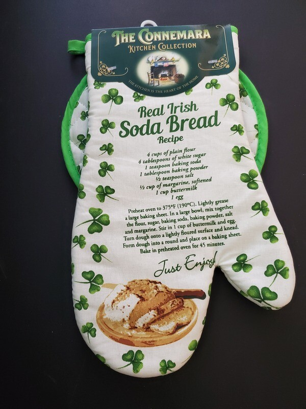 Soda Bread Recipe Glove