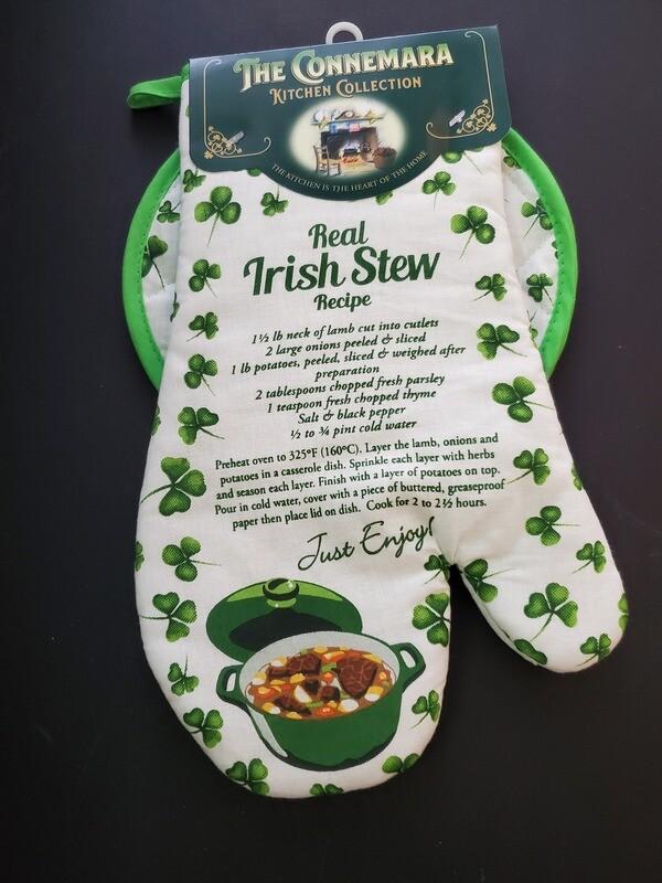 Stew Recipe Glove