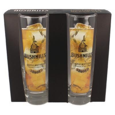 Hi-Ball Glass Set - Bushmills