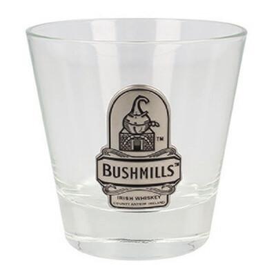 Pewter Whiskey Glass - Bushmills