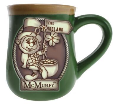 Pottery McMurfy Mug