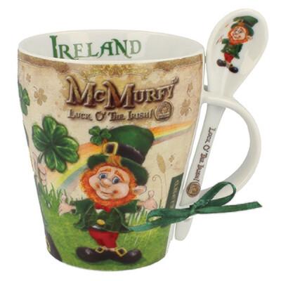 Mug & Spoon - McMurfy