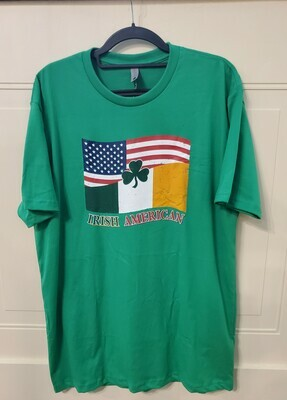 Irish American T - Large