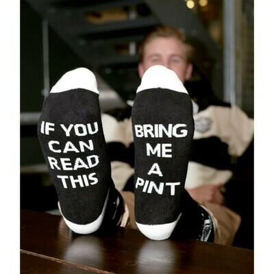 Sock-Guinness Pint
