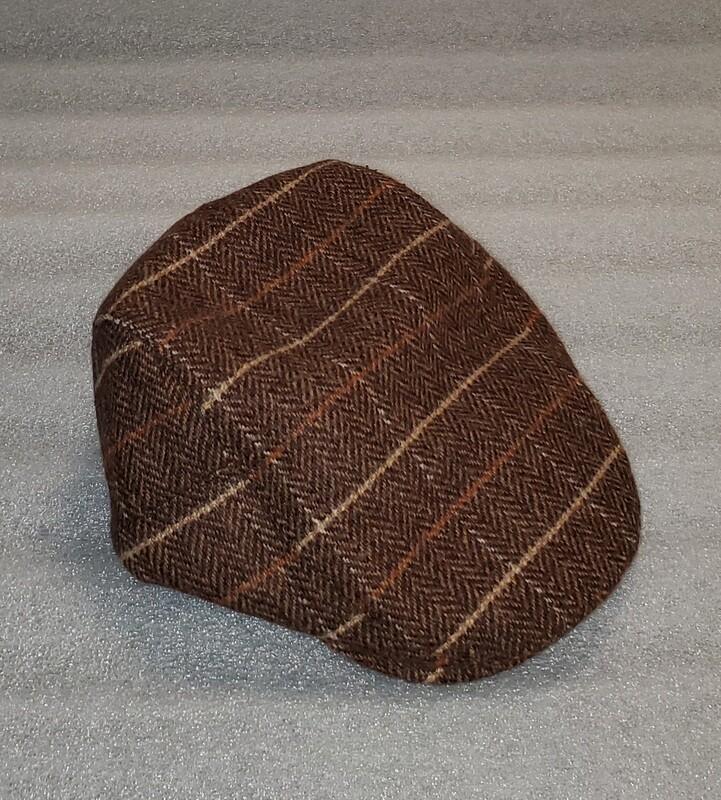 Irish Golf Cap - Tan