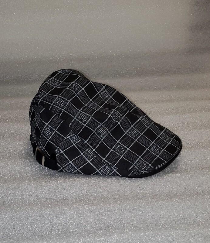 Irish Golf Cap - Black